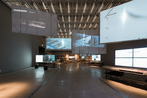 this image provided by the national museum of modern and contemporary art mmca - Modern Architecture Exhibition