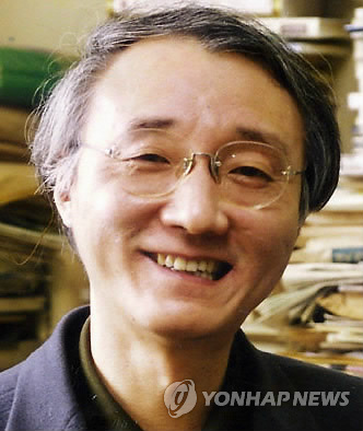 South Korean novelist Ma Kwang-soo, shown in this file photo on Sept. 5, 2017. (Yonhap)
