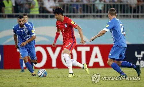 Relieved Shin says World Cup will see real South Korea