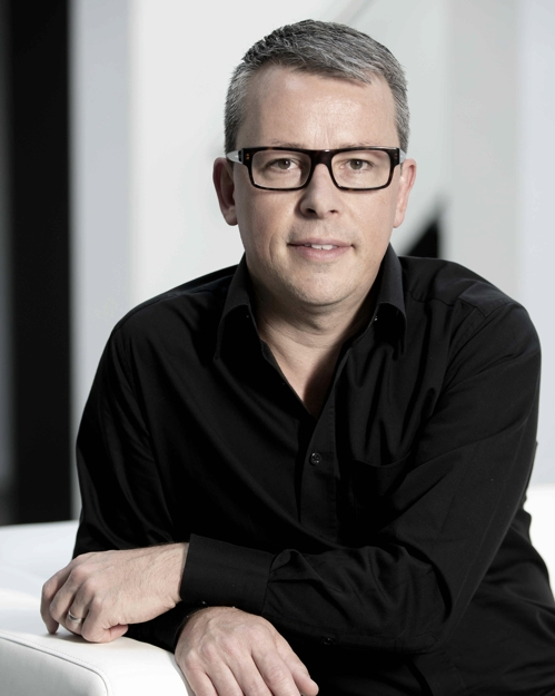 Former BMW designer Pierre Leclercq in this photo courtesy of Kia Motors Corp. (Yonhap)