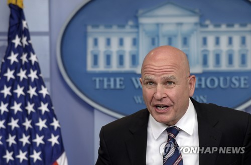 McMaster says there is military option against N. Korea