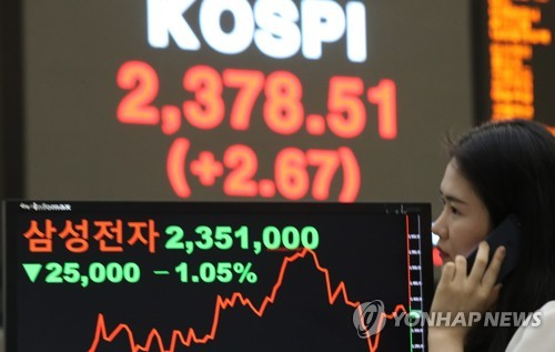 S. Korea's stock markets to be closed for 10 days during Chuseok holiday