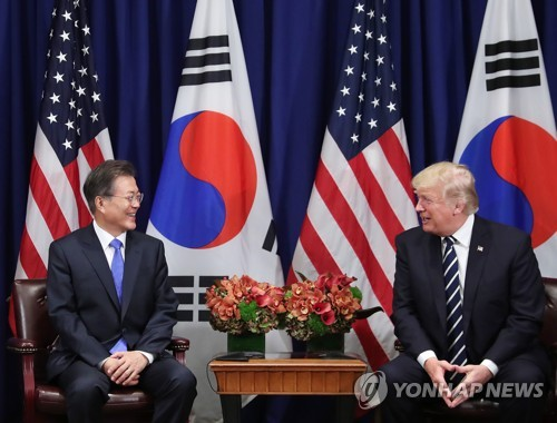 Bishop, Trump discuss North Korea challenges