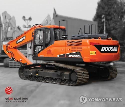 Doosan Infracore posts brisk sales in Chinese market