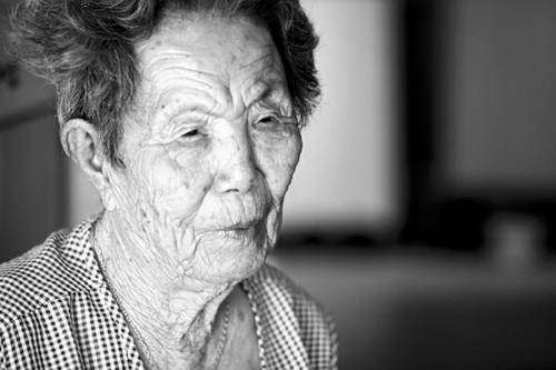 Lee Ki-jeong, a victim of Japan's wartime sexual slavery. Photo courtesy of House of Sharing. (Yonhap)