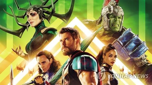 'Thor: Ragnarok' Continues to Conquer With $61 Million