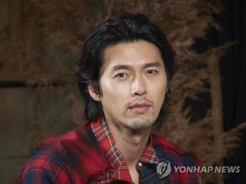 This photo provided by Showbox shows actor Hyunbin. (Yonhap)