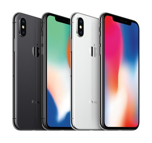Apple's iPhone X Pre-orders Sold Out In Minutes In South Korea