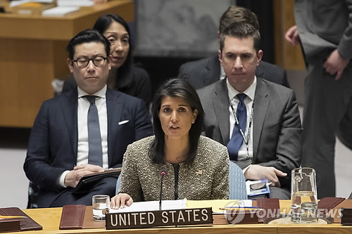 Russian FM: Haley's North Korea assertion 'bloodthirsty'