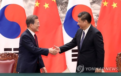 Korea, China to resume high-level dialogue on financial cooperation