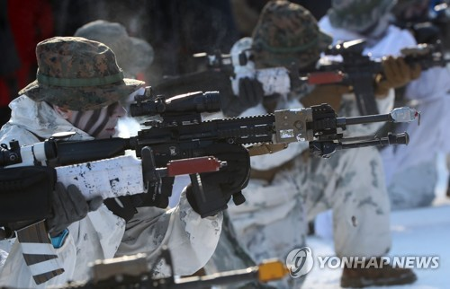 Korea, US could review postponing military drills before Olympics
