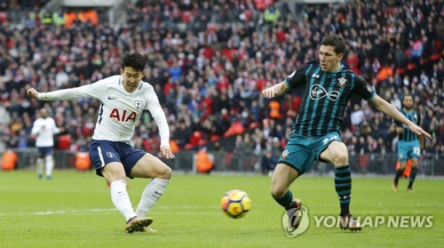 Tottenham vs Southampton, Premier League