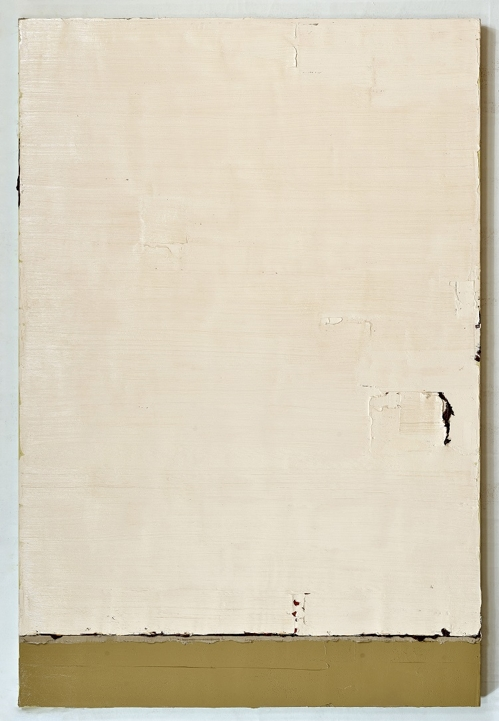 """The image, provided on Jan. 3, 2018 by Leeahn Gallery in Seoul, shows """"Discussion #2016-17 Purity of Trace"""" by Kim Keun-tai. (Yonhap)"""