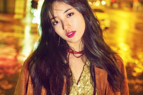 A photo of Suzy, released by JYP Entertainment (Yonhap)