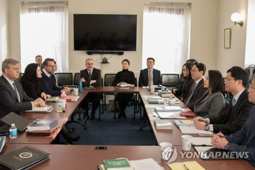 First negotiations to amend South Korea-US FTA held in Washington