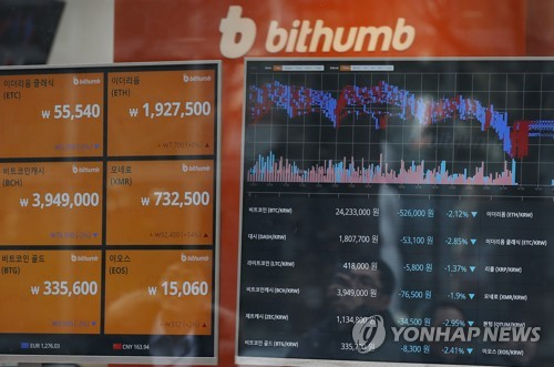 South Korea Cryptocurrency Crackdown: Virtual Currency Accounts Investigated At Six Banks