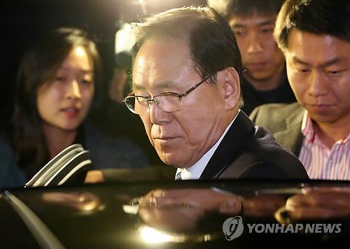 An undated file photo of Kim Paik-joon (Yonhap)