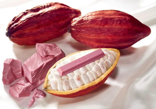 Nestle Unveils KitKat Made of New Type of 'Ruby' Chocolate in S