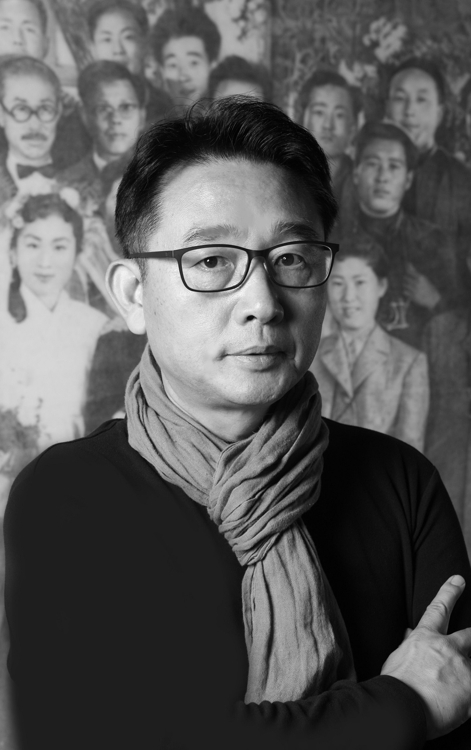 This photo provided by PKM Gallery in Seoul shows artist Cho Duck-hyun. (Yonhap)