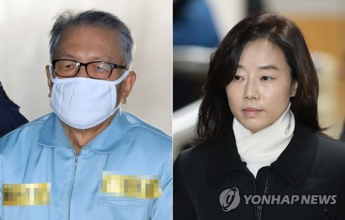 Ex-aides to impeached S. Korean president jailed for artist blacklist