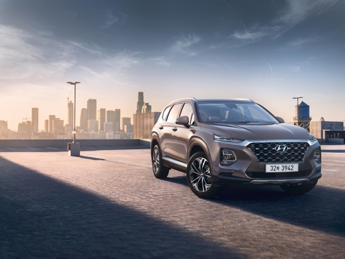 Hyundai Santa Fe Images Revealed