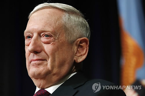 Mattis vows to bolster Guam defense against N.K. threat