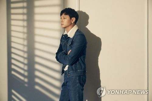 This photo released by CJ E&M shows actor Gang Dong-won. (Yonhap)