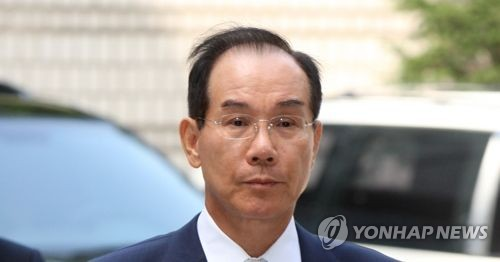 This undated file photo shows Lee Hak-soo, a former vice chairman of Samsung Group (Yonhap)