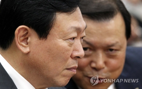 South Korea's Lotte Group chaebol in disarray as chairperson is jailed