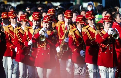'Kim Jong-un' surprises fans at Winter Olympics