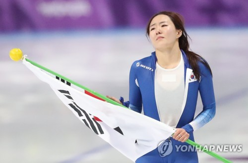 [PyeongChang 2018] Speedskater Lee Sang-hwa goes for gold Sunday