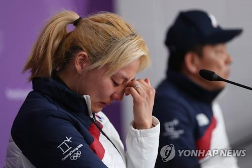 South Korean speed skaters pressured to leave after alleged bullying