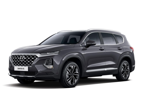 Hyundai Santa Fe debuts with a diesel and an XL version