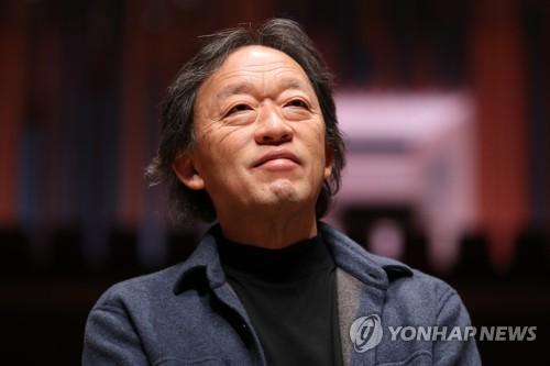 This file photo shows South Korean conductor Chung Myung-whun. (Yonhap)