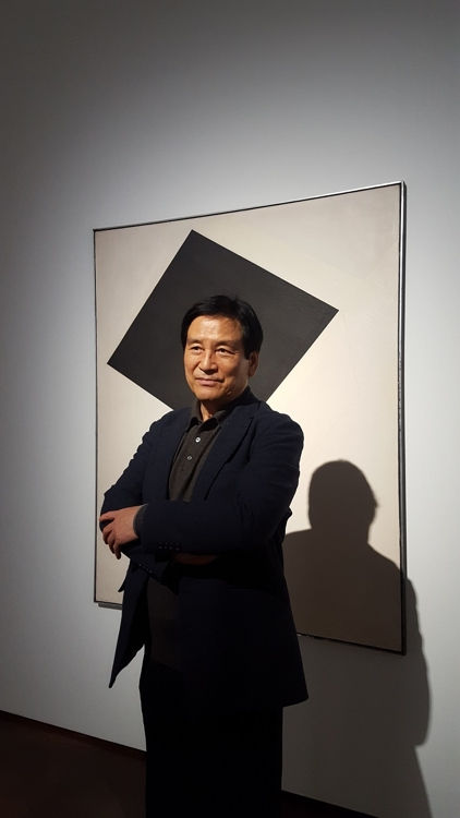 This photo provided on March 7, 2018, by Arario Gallery in Seoul shows the artist Suh Seung-won. (Yonhap)