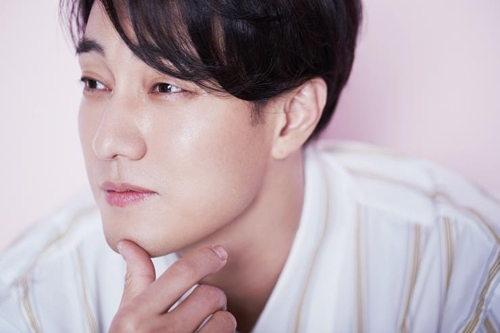 This photo provided by Management 51K shows actor So Ji-sub. (Yonhap)