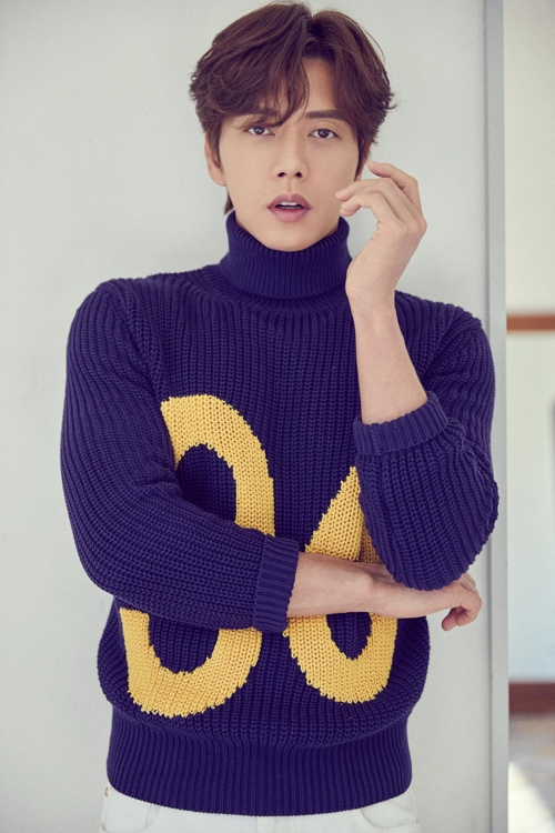 This photo, provided by Mountain Movement Story, shows actor Park Hae-jin. (Yonhap)