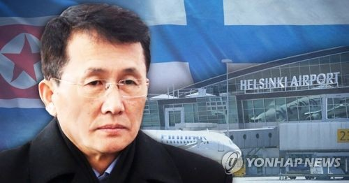 North Korea's top diplomat meets Swedish PM