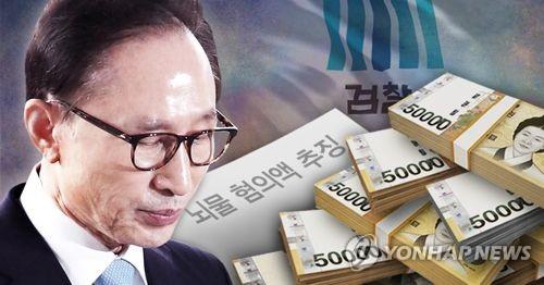Arrest warrant issued for ex-South Korean President Lee