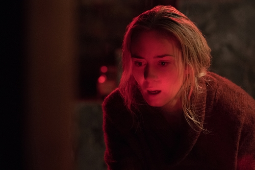 """A still from """"A Quiet Place"""" (Yonhap)"""