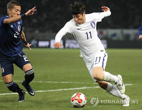 Son leads defence-heavy South Korea World Cup squad