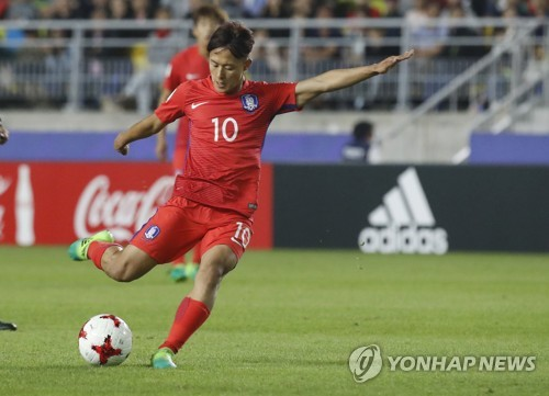 Korea unveils 28-man roster for 2018 FIFA World Cup