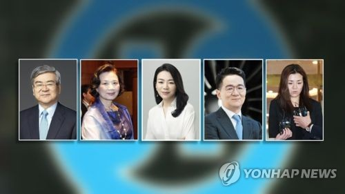 (News Focus) Korean Air becomes main target of social outrage over 'gapjil'