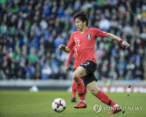 Dijon's S. Korean midfielder likely to miss World Cup due to injury