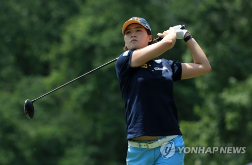 (LEAD) S. Korean Chun In-gee loses in LPGA playoff