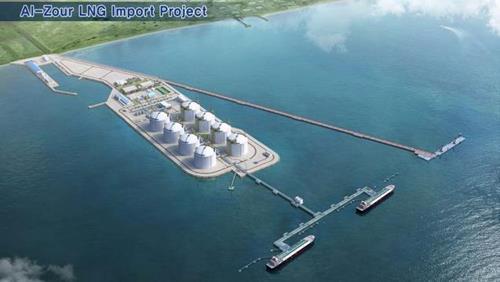 S. Korea's trade insurer to offer US$1.15 bln financing for Kuwaiti LNG terminal