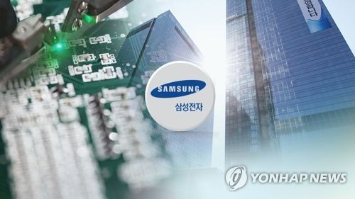 Samsung Electronics named top firm in S. Korea