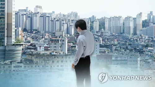 No. of young single S. Koreans living in poor housing inches down: report
