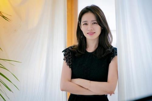 This photo provided by MSTeam Entertainment shows actor Son Ye-jin. (Yonhap)