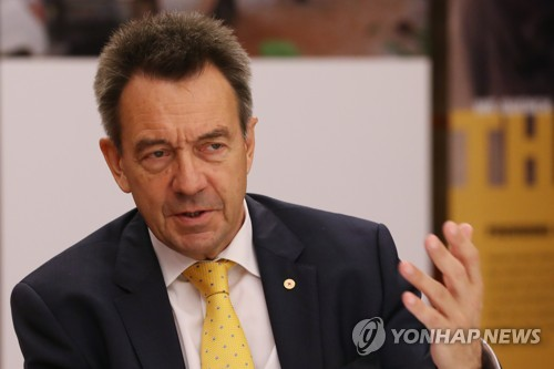 (Yonhap Interview) Int'l Red Cross ready to expand humanitarian support for N. Korea
